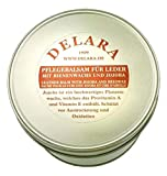 DELARA Balsamo Protettivo per Pelle con Jojoba e c'Era d'api, Colore: incolore. 500 ml – Prodotto in Germania