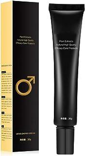 Men Energy Cream for Sex Longer, Enlarge Enlargement Massage Cream Permanent Thickening Growth Pills Increase Dick Health ...