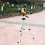 L-YINGZON Telescopio binoculare Zoom professionale Telescopio astronomico Telescopio di alta qualità e definizione Telescopio monoculare Visione di visione notturna Rifrazione Deep Space Moon All'aper