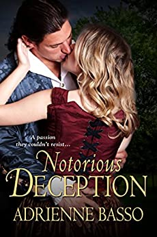 Notorious Deception by [Adrienne Basso]