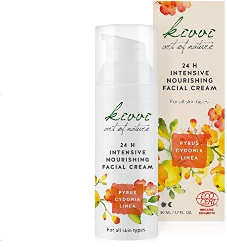 Kivvi 24h Tages- und Nachtpflege für jeden Hauttyp 50 ml - skandinavische Naturkosmetik