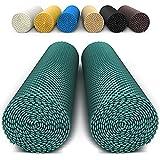 DIY Doctor 2X Rollos de Revestimiento Antideslizante - 11.600 cm2 en Total – Base Antideslizante Extra Gruesa 400 g/m2 – Antes Marca Medipaq – Verde