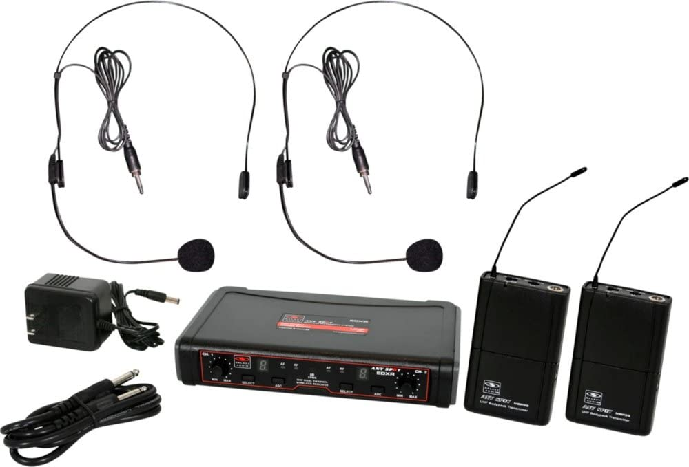 Galaxy Audio EDXR 38SS New Max 40% OFF color EDX Dual-Channel Two System Wireless with
