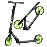 Apollo Monopattino XXL Wheel Kick Scooter 200 mm - Phantom PRO è Un City Scooter, City-Roller...