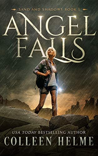 Angel Falls Sand and Shadows Book 1 product image