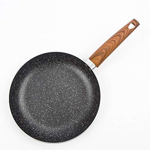 QAQWER Frying Pan, Maifanshi Frying Pan Nonstick Wok, Gasfornuis, Inductie Cooker Algemeen Doel