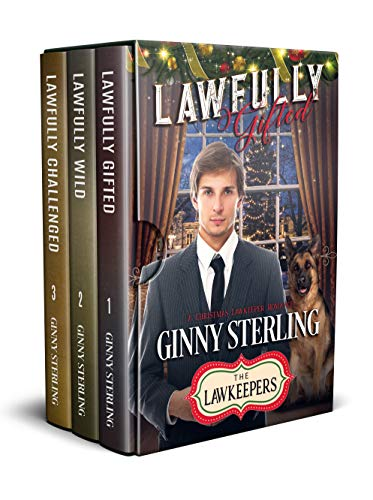 A Lawkeeper Box Set: Contemporary K-9 Books 1-3