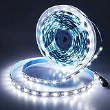 JOYLIT Tiras LED 24V Blanco 6000-6500K 300 LEDs SMD5050 IP20 NO Impermeable 5 metros