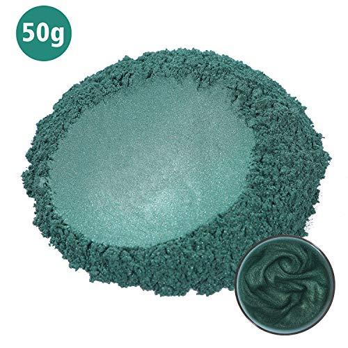 Pigmento en polvo para jabones color verde intenso