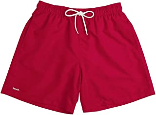 Shorts de praia LISO C/BORDADO MASH Mash Masculino