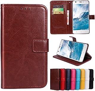 جراب محفظة قابل للطي من Custodia® لهاتف Lenovo K10 Note Lenovo K10 Note HYF-K10 Note