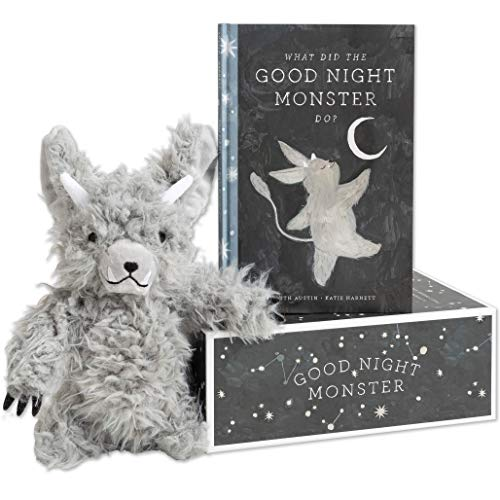 Compare Textbook Prices for Good Night Monster Gift Set: A Storybook and Plush for Sweet Dreams and Happy Bedtimes  ISBN 0749190100090 by Austin, Ruth,Harnett, Katie