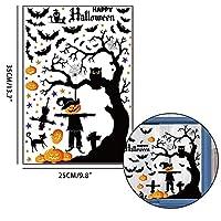ハロウィーンデコレーション 恐ろしいハロウィーンの血まみれのハンドプリントステッカー壁窓口の床デカールのステッカーハロウィーンパーティーの装飾お化けハウスプロップ ハロウィーンの小道具 (Color : I)
