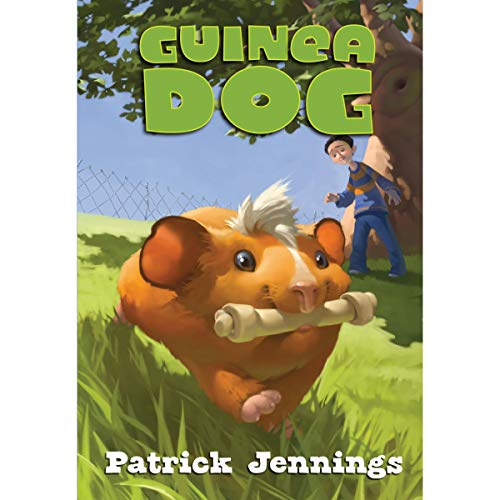 Guinea Dog audiobook cover art