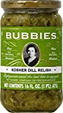 Bubbies, Relish, Kosher Dill, 16 oz...