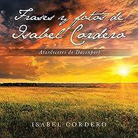 Frases Y Fotos De Isabel Cordero: Atardeceres De Davenport