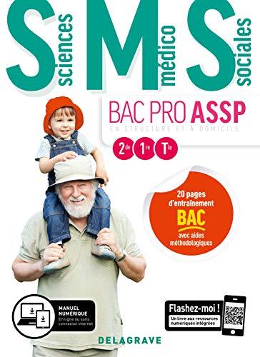 Sciences Médico-Sociales (SMS) 2de, 1re, Tle Bac Pro ASSP (2019) - Pochette él