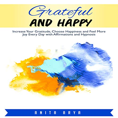 Grateful and Happy audiobook cover art