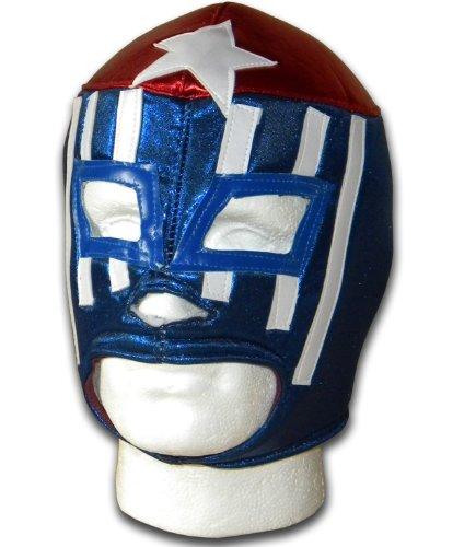 LUCHADORA Pouvoir cubain Masque Catch Mexicain Adulte Lucha