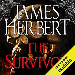 The Survivor audiobook cover art