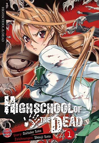 Highschool of the Dead 01