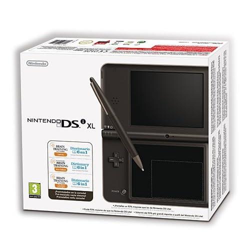 Nintendo DSi XL - Console, Marrone Scuro