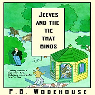 Jeeves and the Tie that Binds                   By:                                                                                                                                 P. G. Wodehouse                               Narrated by:                                                                                                                                 Frederick Davidson                      Length: 5 hrs and 26 mins     33 ratings     Overall 4.5