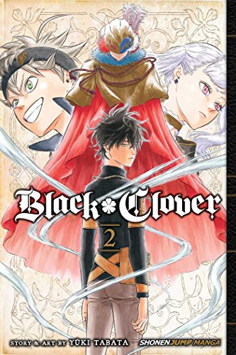 Black Clover Volume 2: Those Who Protect