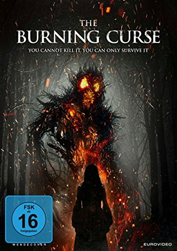 The Burning Curse [Alemania] [DVD]
