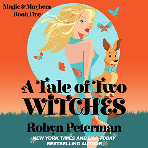 A Tale of Two Witches audiobook cover art