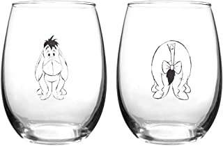 Best eeyore wine glass Reviews