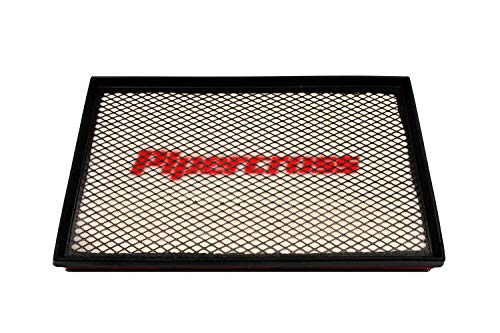 Pipercross - Filtro de aire deportivo compatible con Volvo S60 I 2.4D 130 PS 03/01-08/05