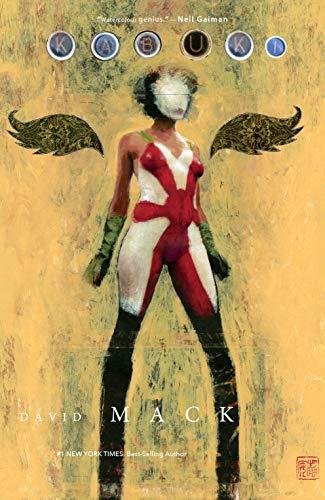 Kabuki Omnibus Volume 1 (English Edition)