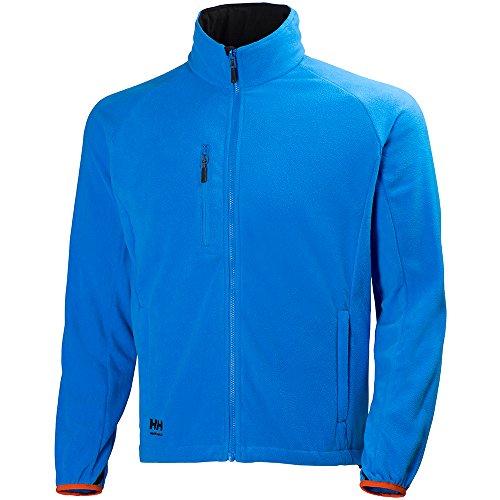 Helly Hansen Workwear Fleecejacke Eagle Lake Jacket Arbeitsjacke mit Helly Tech blau 530, L, blau, 72085