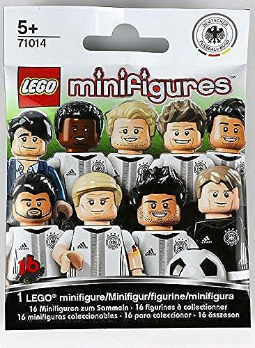 71014 Lego inifiguren  Die Mannschaft komplett alle 16 Figuren Sonderserie  DFB Euro 2016 Achtung  Vorverkauf   Pre Order   Versand ab 16.05.2016
