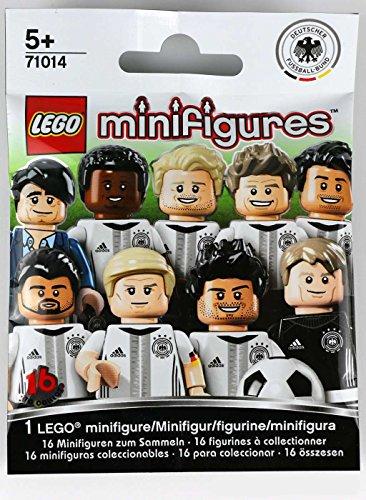 #71014 Lego® Minifiguren #Die Mannschaft komplett alle 16 Figuren Sonderserie #DFB Euro 2016 Achtung: Vorverkauf / Pre Order / Versand ab 16.05.2016