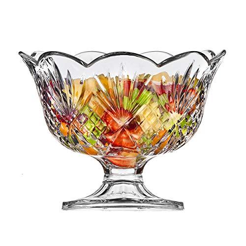 punch bowl libbey - 9