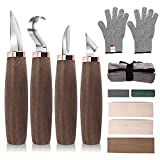 Wood Carving Tools Pack of 11-...