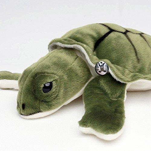 Hugo - Tortuga de peluche (23 cm)