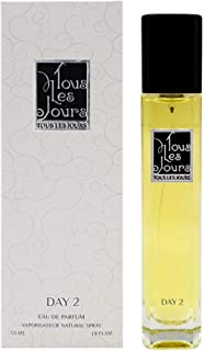Tous Les Jours  Perfume Day 2 for Unisex - 55ml