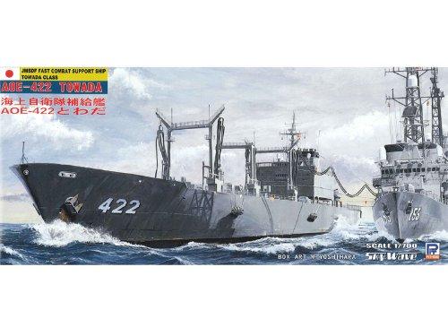 1/700 JMSDGF Fast Combat Support Ship AOE-422 TOWADA