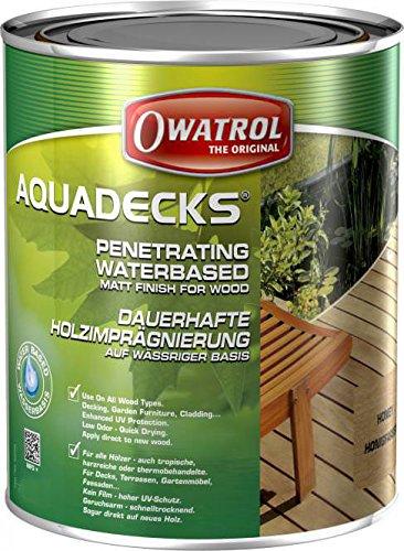 Owatrol Aquadecks Öl movingui Holzschutz 5 Liter