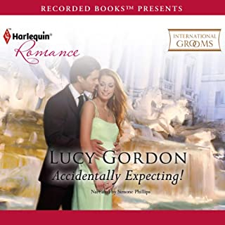 Accidentally Expecting! audiobook cover art