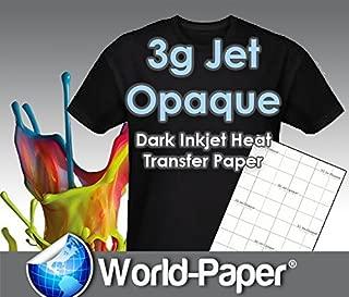 NEENAH 3G JET-OPAQUE HEAT TRANSFER PAPER 8.5 X 11