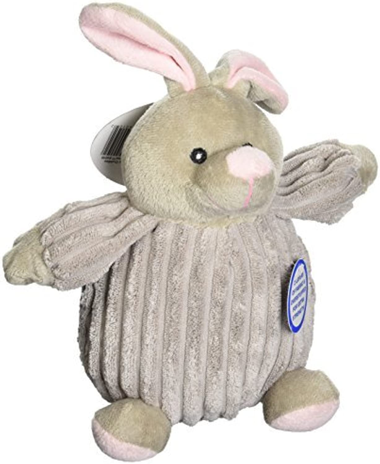 Ethical Pets Corduroy Cuddles Bubble Bodies Plush Dog Toy, 7Inch by Ethical Pets