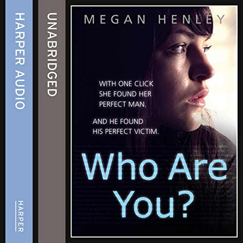 Who Are You? audiobook cover art