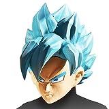 Dragon Ball Z Super Saiyan God Goku Mask