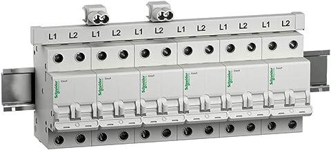 Barramento Fase Pente De Conexão 1p 80a, 12 Polos, Easy9 Schneider Electric Branco