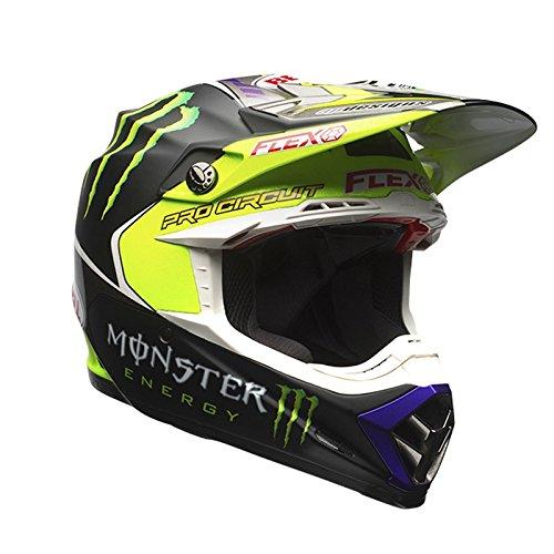 DOMINO Coppia manopole Trial nere//grigie // Couple of Trial hand grip Knobs Motorcycle black//grey Manopole Moto