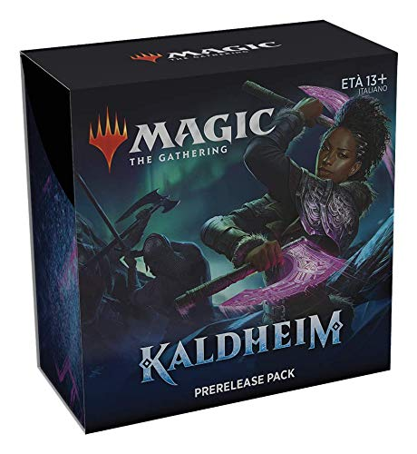 Magic The Gathering- Carte collezionabili, Multicolore